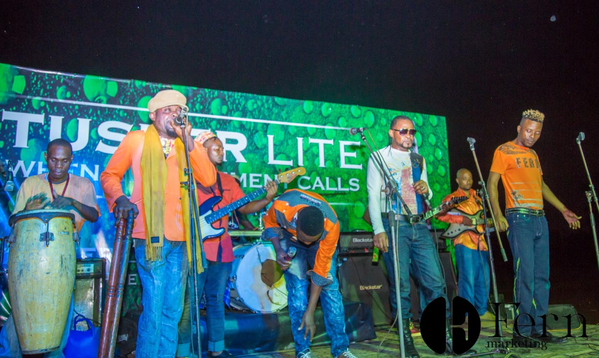 Tusker Lite Green Parties Activations