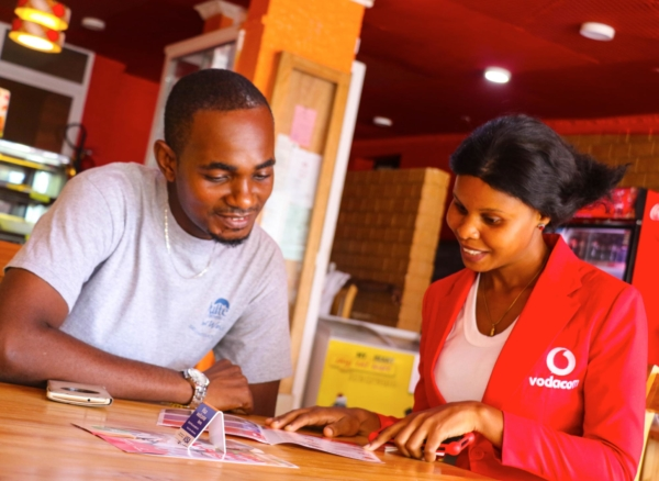 Vodacom Pesa ni MPesa Activation - Fern Tanzania