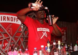 SMIRN OFF Vodka X1 Activation and Branding - Fern Tanzania