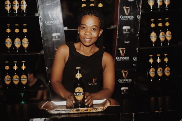Go Black Parties, Guinness Activation in Northern zone - Fern Tanzania