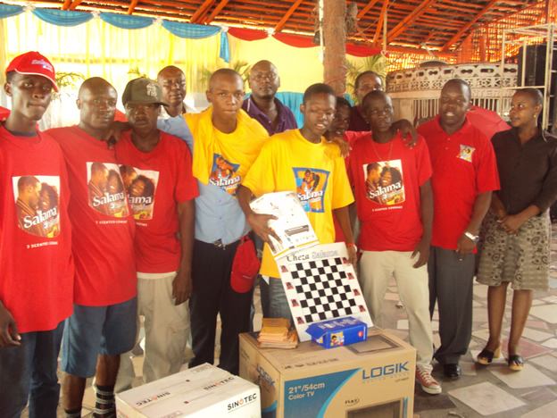 Salama Distribution Campaign