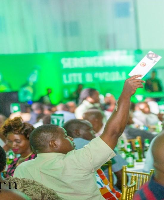 Serengeti Lite Trade Launch